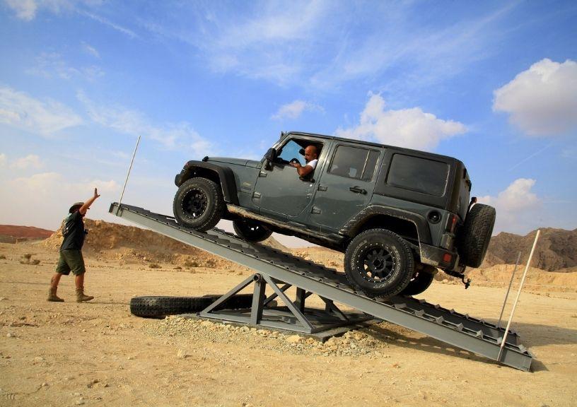 UAE Off-road and adventure park
