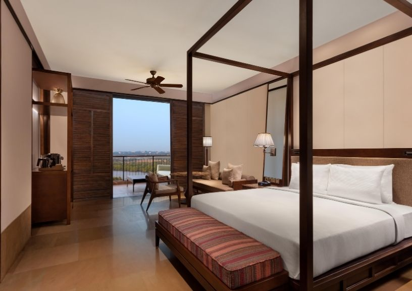 Hilton Goa Resort
