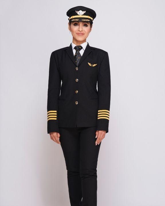 Captain Zoya Aggarwal