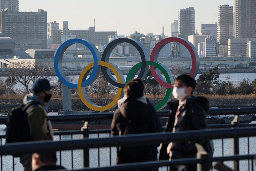 Tokyo Olympics State of Emergency