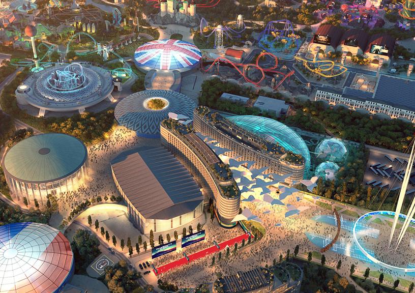 Theme Park Resort