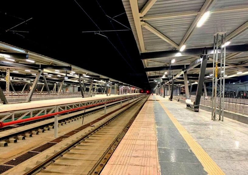 AC Railway Terminal Bengaluru