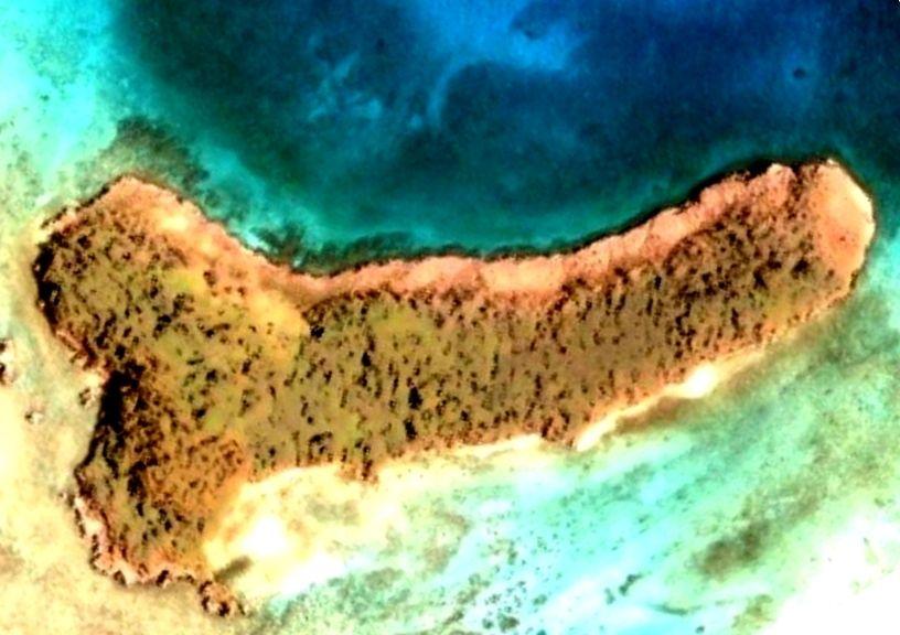 Penis-Shaped Island