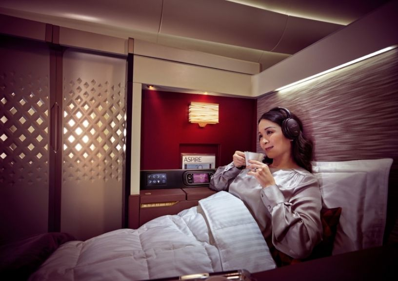 World's Best First Class Airlines