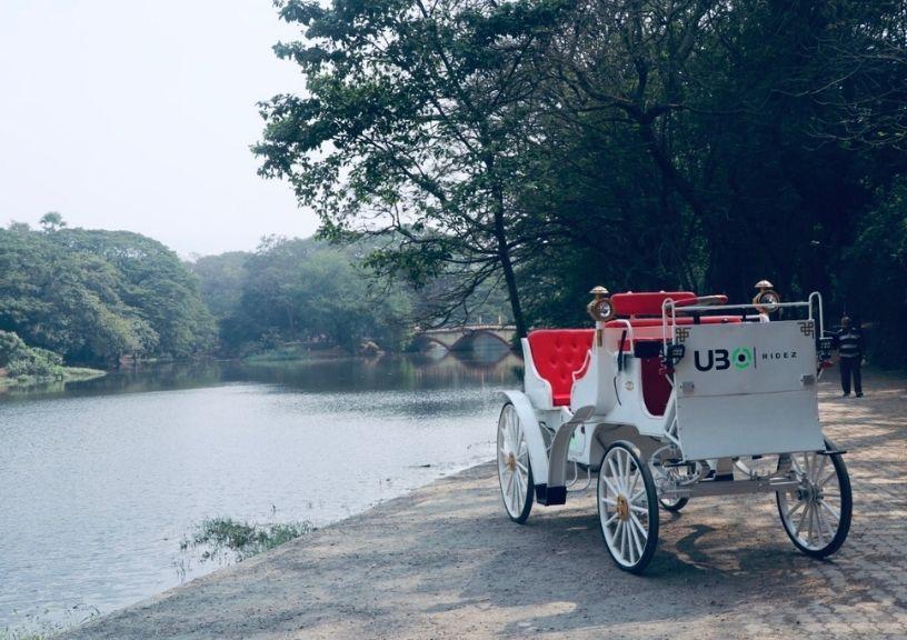 Mumbai Victorian Carriages