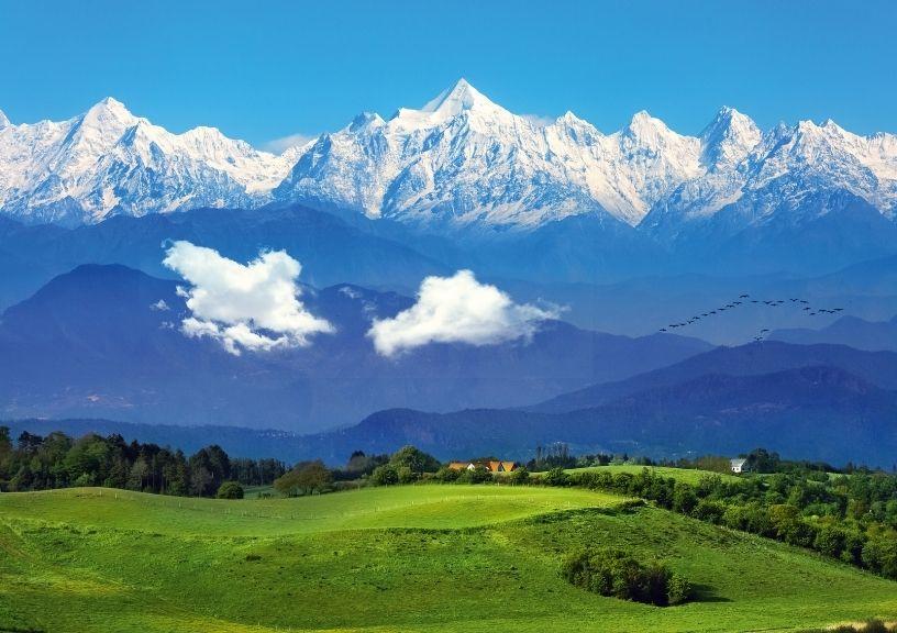 Peaceful Destinations In India