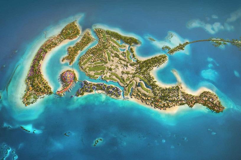 Saudi Arabia Archipelago