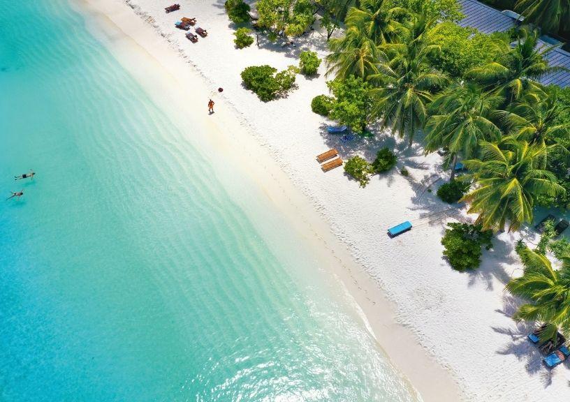 Shift To The Maldives