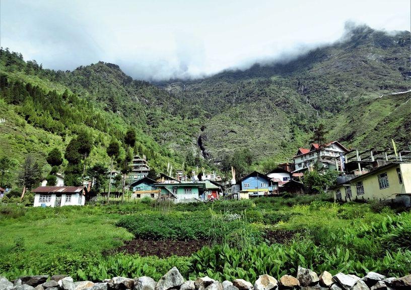 Summer In Sikkim