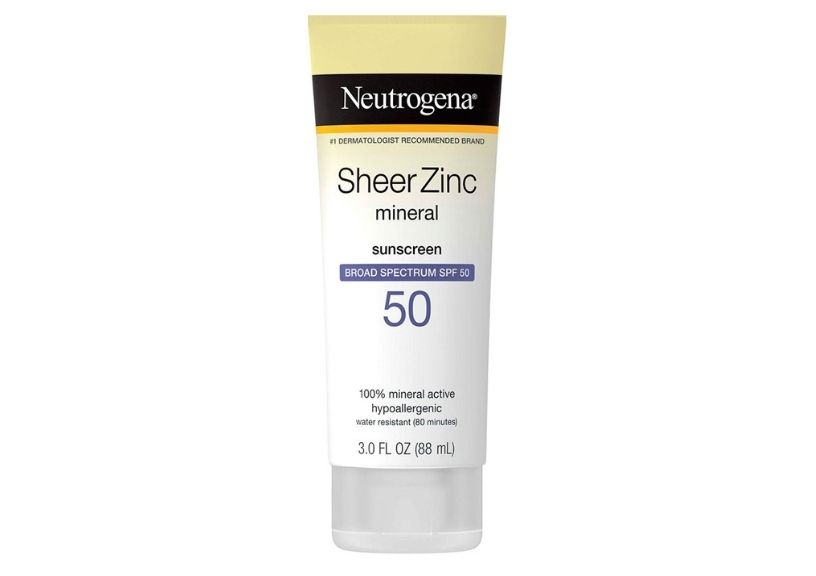 Sunscreen Lotions And Gels