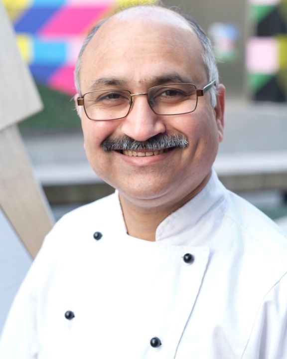 Chef Dayashankar Sharma