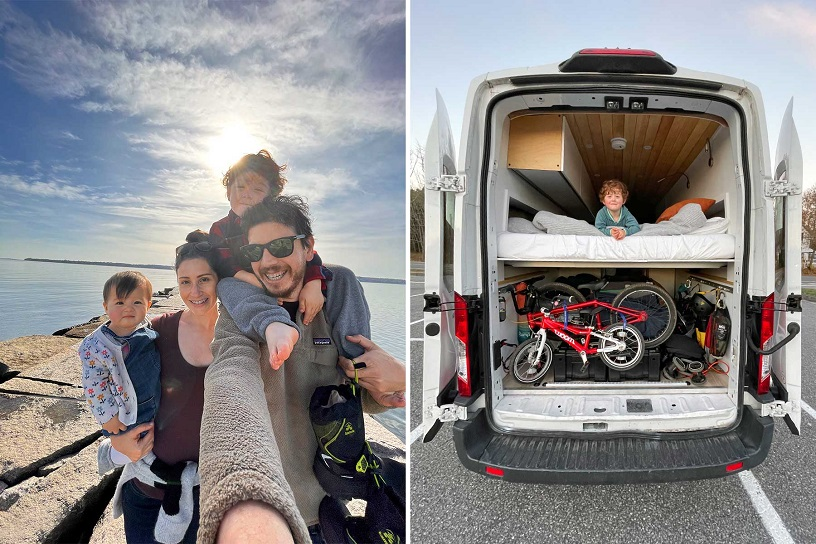 Family RV Trip