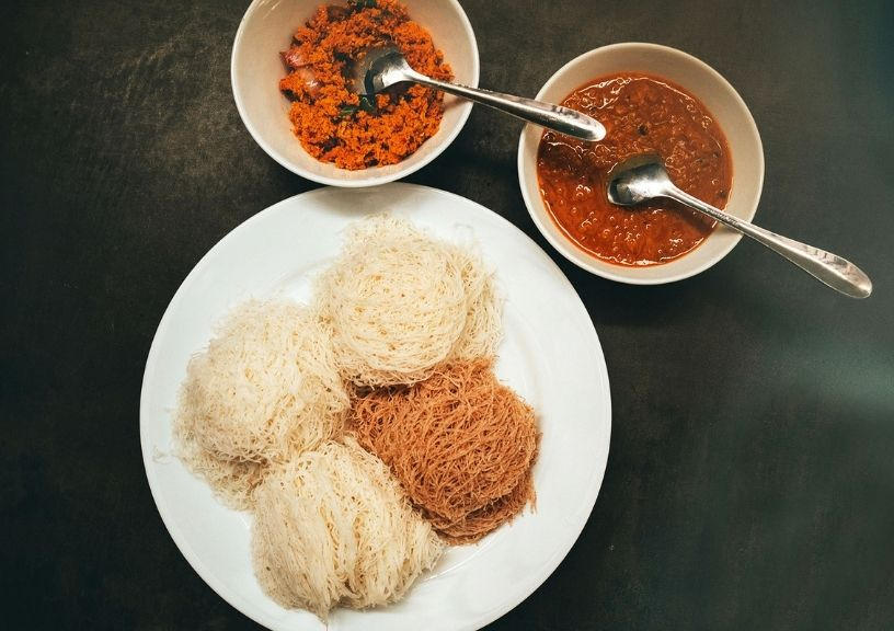 Sri Lankan Cuisine