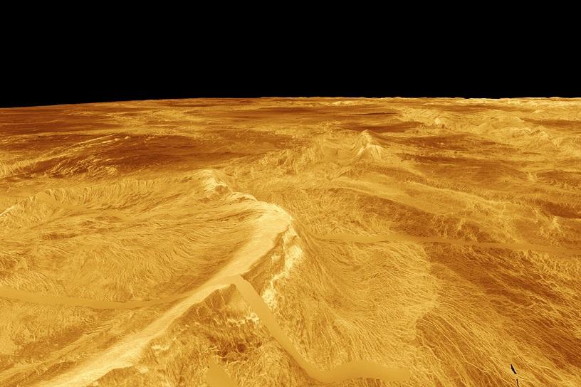 Venus mission