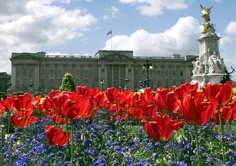 royal residences - Buckingham Palace