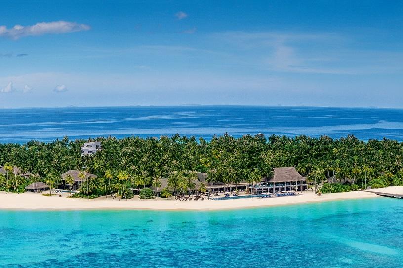 Private Island in Maldives