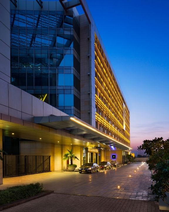 Luxury hotels In New Delhi reopened