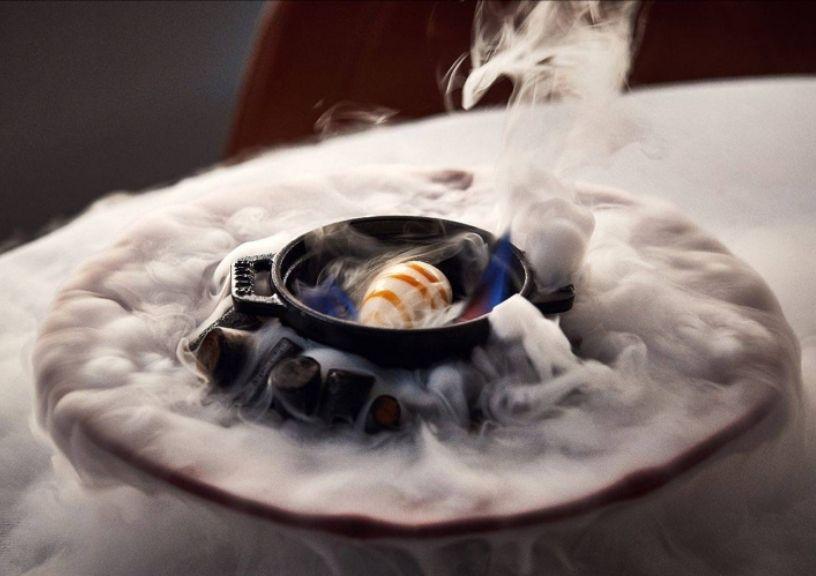 Michelin three-star restaurants