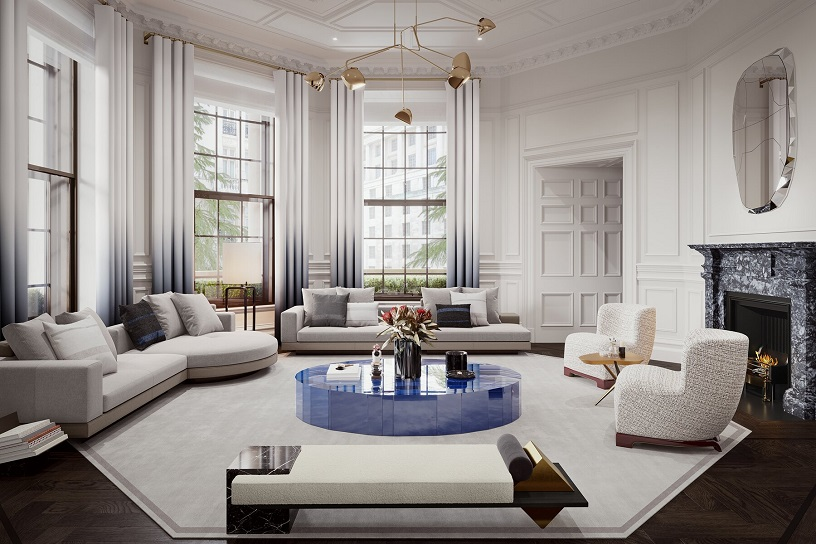 Luxury residence in London