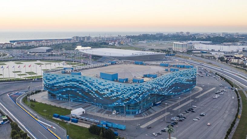 Iceberg Skating Palace Olympic Venues