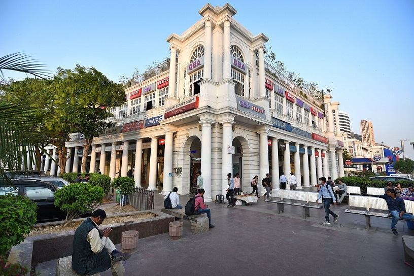 Connaught Place Market