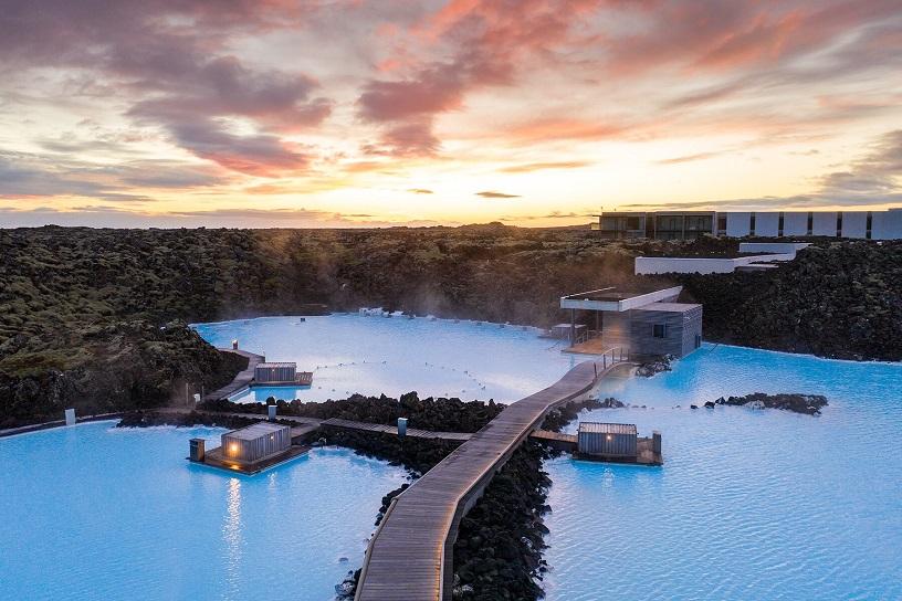 Iceland's lagoon