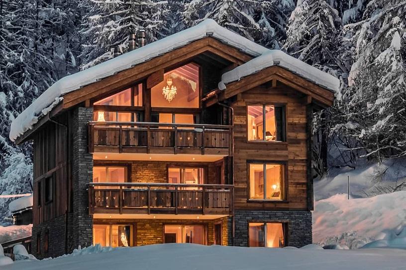 Ski Home in Switzerland