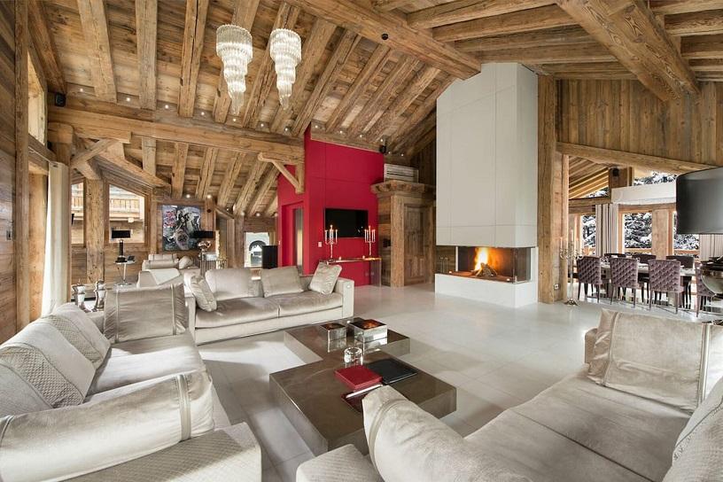 Ski Home in France