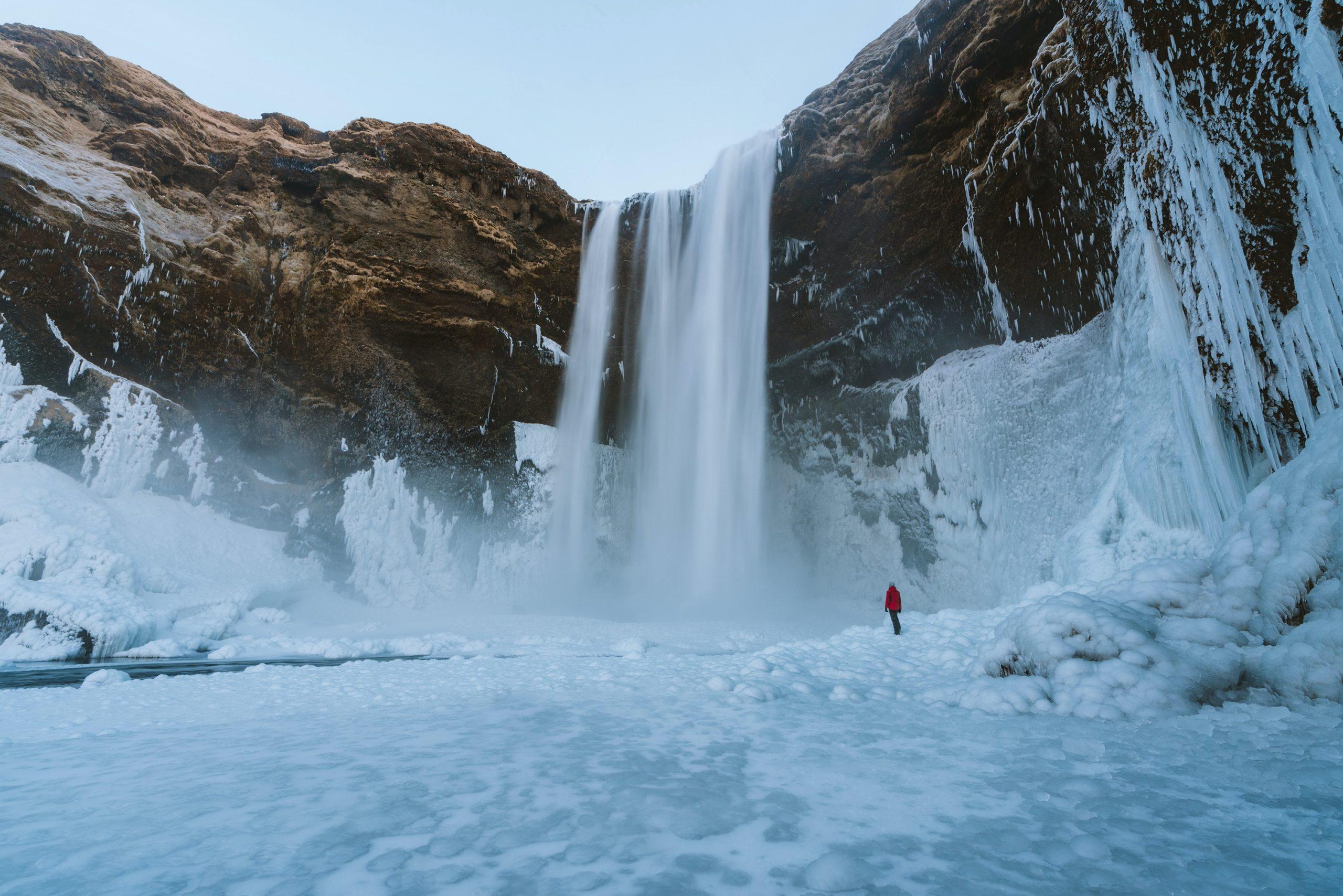 Unique honeymoon ideas - Chasing waterfalls in Iceland