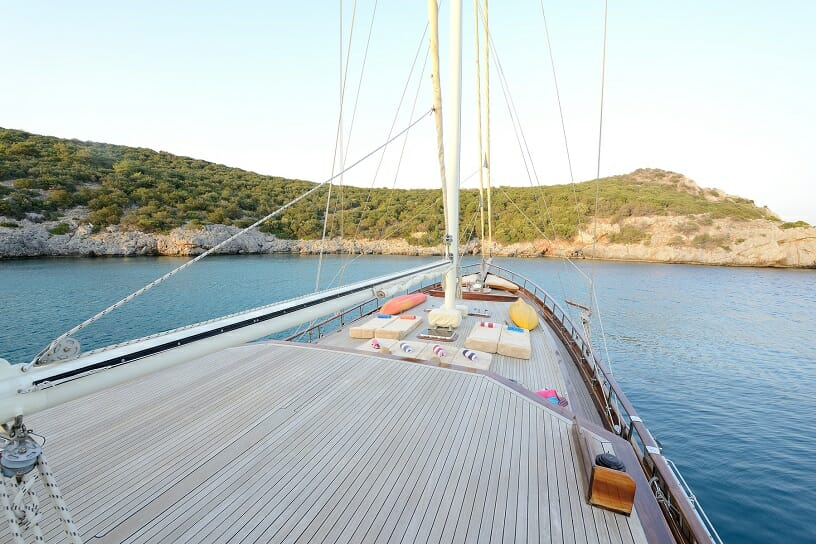 Turkish Yacht