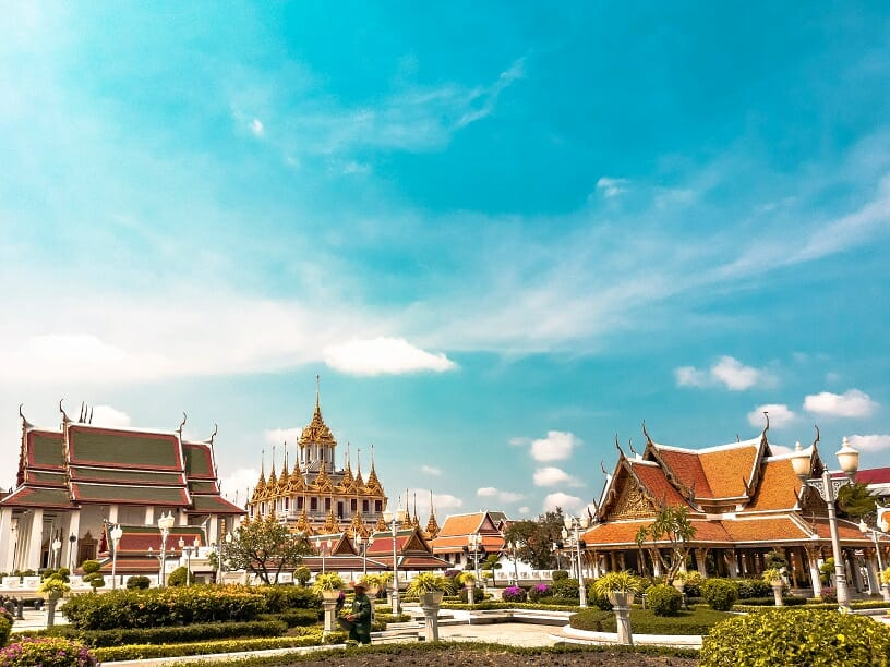 reopening Bangkok