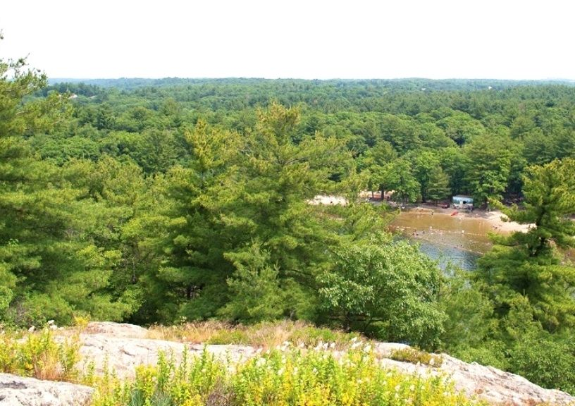 Hikes in New England
