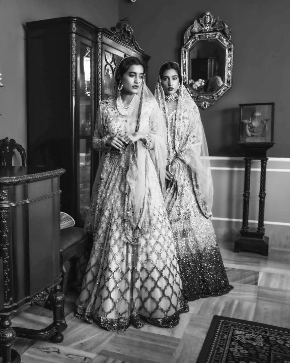Mrinalika and Akshita Bhanjdeo