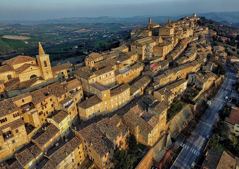 Small towns in Italy